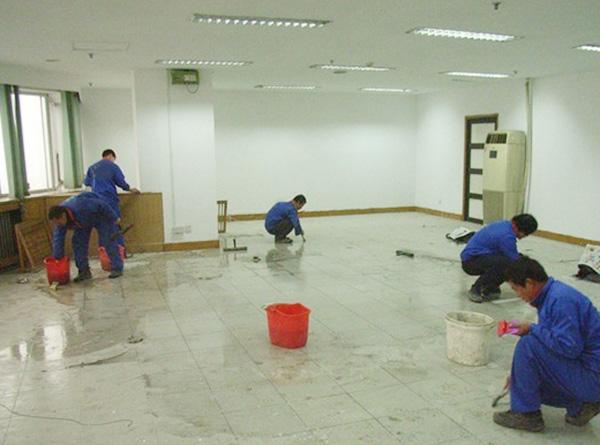 常州保洁清洗玻璃家具的小技巧